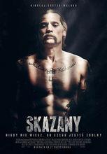 Plakat filmu Skazany