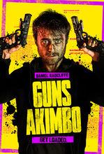Movie poster Guns Akimbo