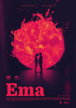 Plakat filmu Ema