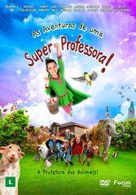 Plakat filmu Supernauczycielka