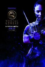 Plakat filmu Mortal Kombat