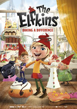 Plakat filmu Elfinki